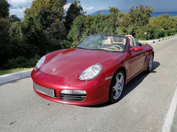 Porsche Boxster, 2008 год, 1 270 000 руб.