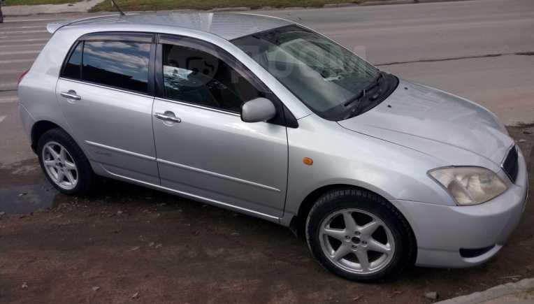 Toyota Allex, 2002 год, 330 000 руб.