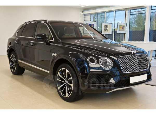 Bentley Bentayga, 2016 год, 13 980 000 руб.