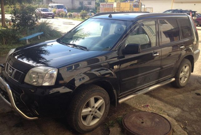 Nissan X-Trail, 2006 год, 460 000 руб.