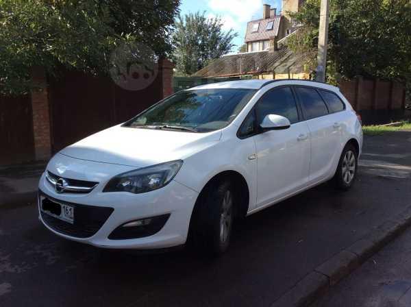 Opel Astra, 2013 год, 540 000 руб.
