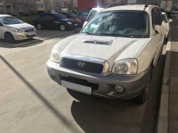 Hyundai Santa Fe, 2002 год, 305 000 руб.
