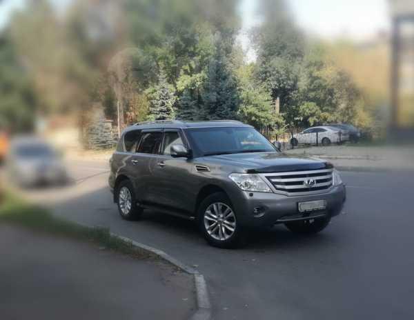 Nissan Patrol, 2011 год, 1 580 000 руб.