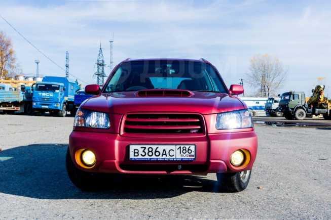 Subaru Forester, 2002 год, 620 000 руб.