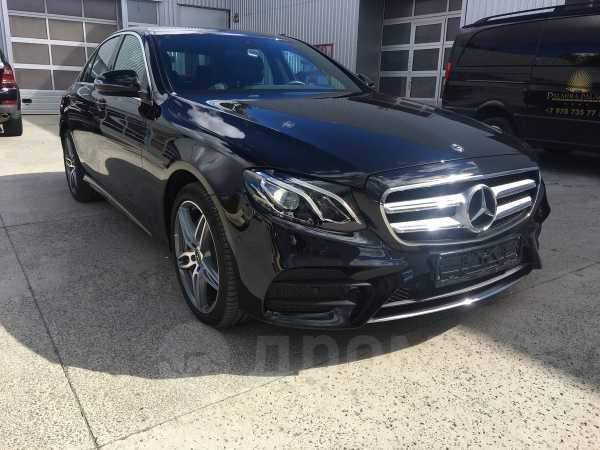 Mercedes-Benz E-Class, 2018 год, 3 170 000 руб.