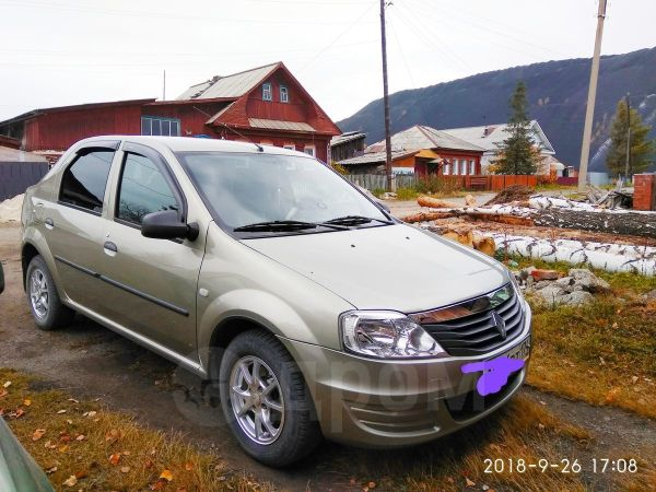 Renault Logan, 2012 год, 410 000 руб.