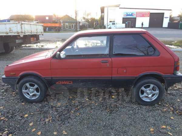 Subaru Justy, 1986 год, 150 000 руб.