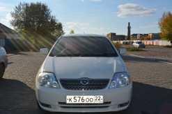 Славгород Corolla 2002