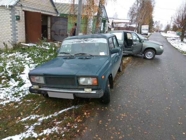 Лада 2107, 2003 год, 17 000 руб.