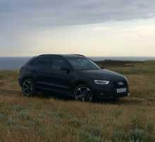 Новороссийск Audi Q3 2014