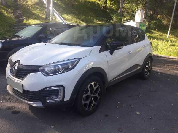 Renault Kaptur, 2017 год, 1 100 000 руб.