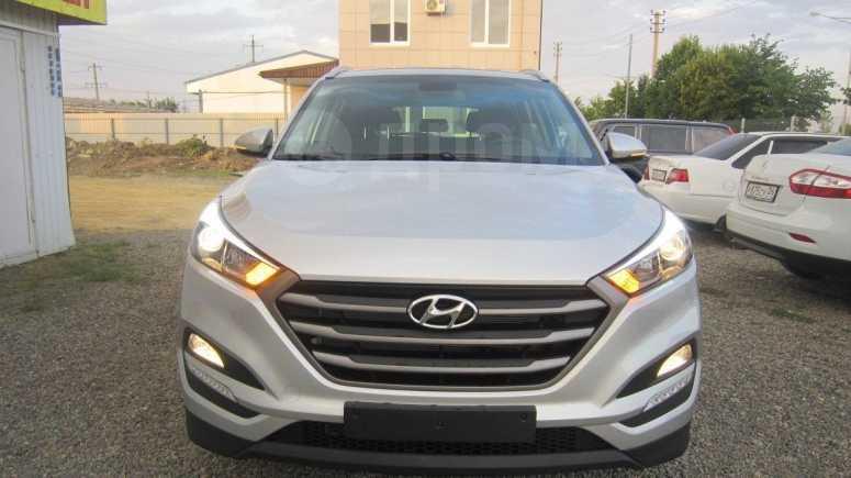 Hyundai Tucson, 2018 год, 1 619 000 руб.