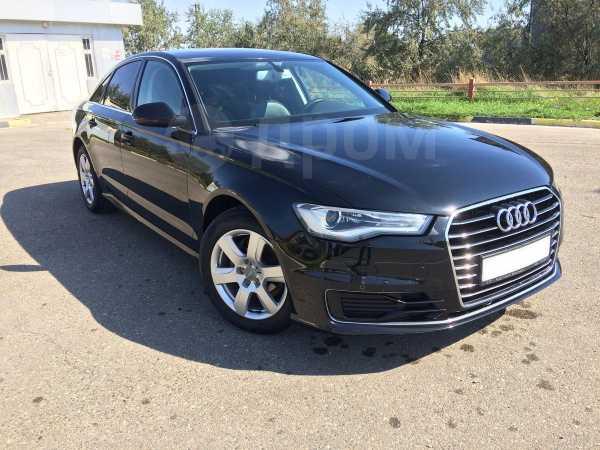 Audi A6, 2015 год, 1 550 000 руб.