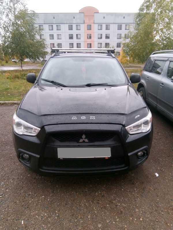 Mitsubishi ASX, 2011 год, 700 000 руб.