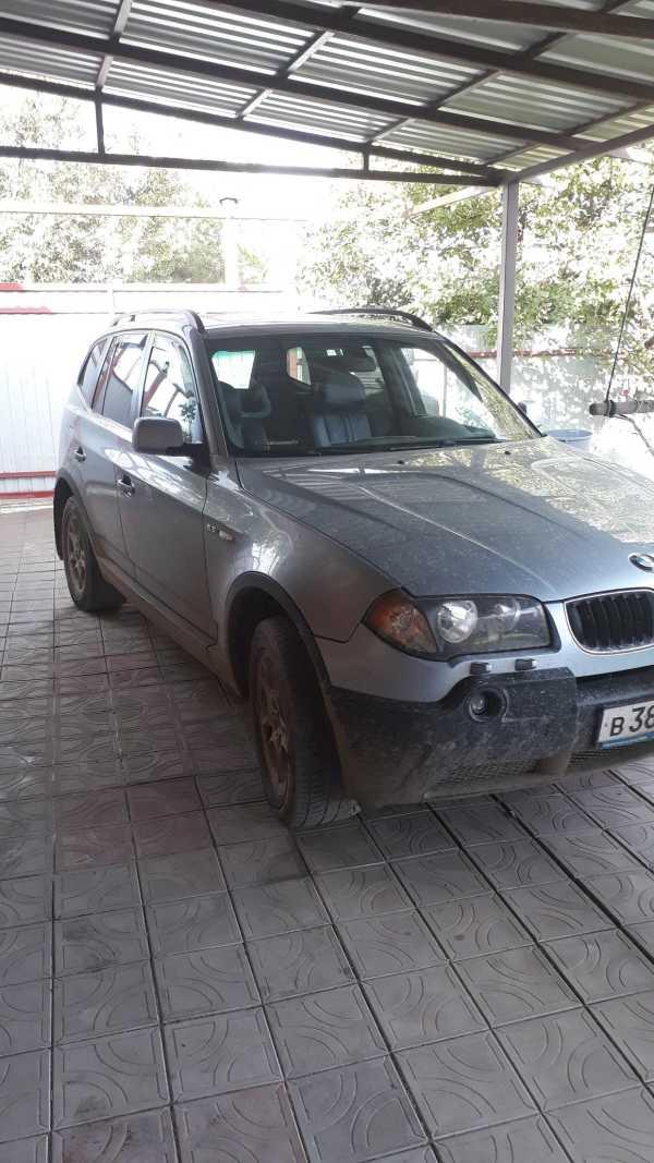 BMW X3, 2004 год, 440 000 руб.