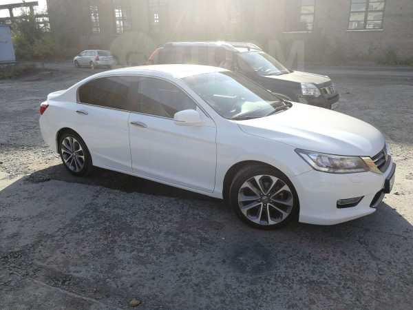 Honda Accord, 2013 год, 1 040 000 руб.