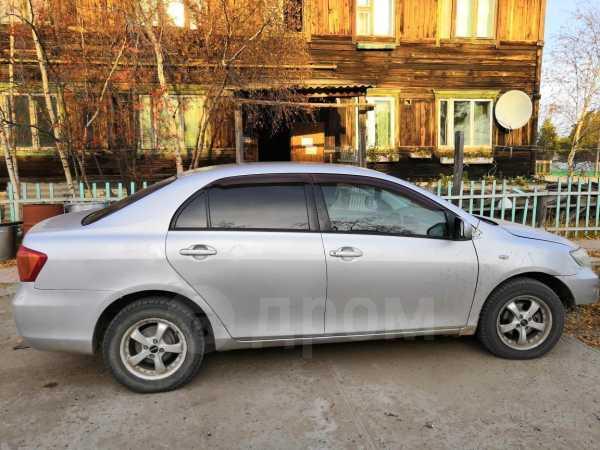 Toyota Corolla Axio, 2006 год, 300 000 руб.