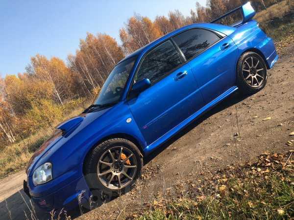 Subaru Impreza WRX STI, 2001 год, 655 000 руб.