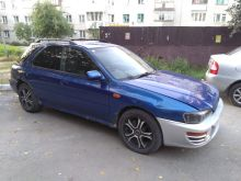 Екатеринбург Impreza 1998