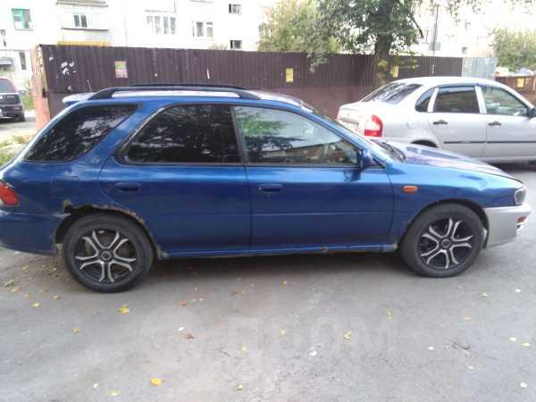 Subaru Impreza, 1998 год, 125 000 руб.