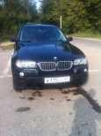 BMW X3, 2009 год, 550 000 руб.