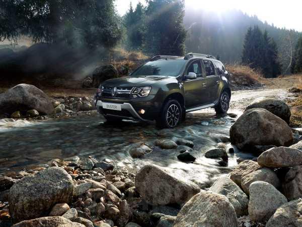 Renault Duster, 2018 год, 1 107 970 руб.