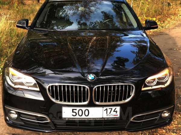 BMW 5-Series, 2015 год, 2 099 999 руб.