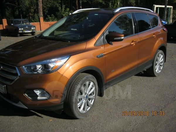 Ford Kuga, 2016 год, 1 360 000 руб.