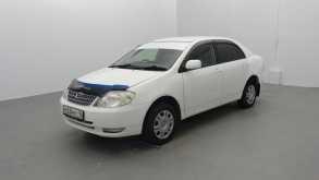 Свободный Corolla 2001