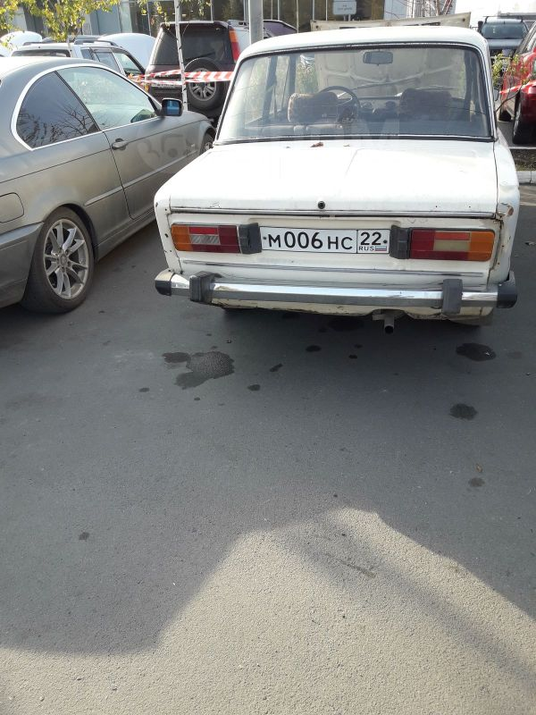 Лада 2106, 1988 год, 53 000 руб.