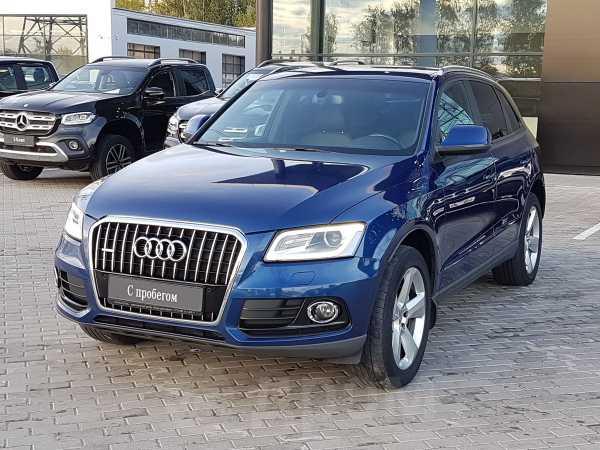 Audi Q5, 2013 год, 1 430 000 руб.
