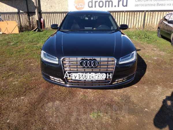 Audi A8, 2014 год, 2 000 000 руб.