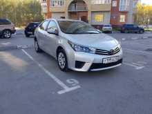 Омск Corolla 2013