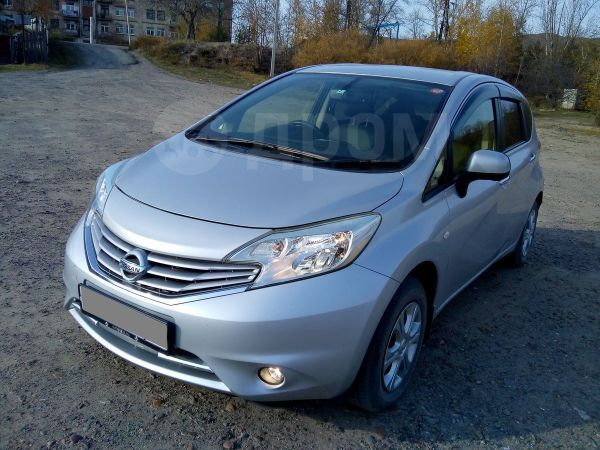 Nissan Note, 2013 год, 525 000 руб.
