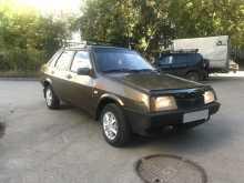 ВАЗ (Лада) 21099, 1999 г., Новосибирск