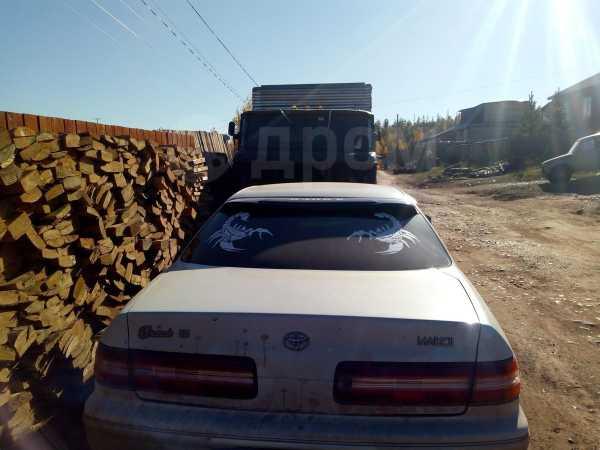 Toyota Mark II, 1997 год, 160 000 руб.