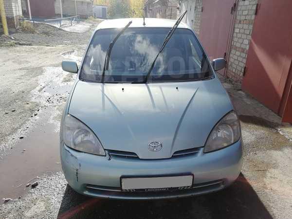 Toyota Prius, 2002 год, 240 000 руб.