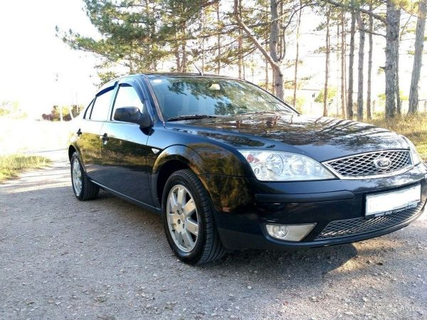 Ford Mondeo, 2006 год, 345 000 руб.