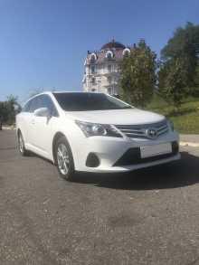 Хабаровск Avensis 2014