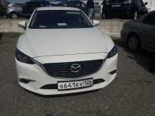 Пятигорск Mazda6 2016