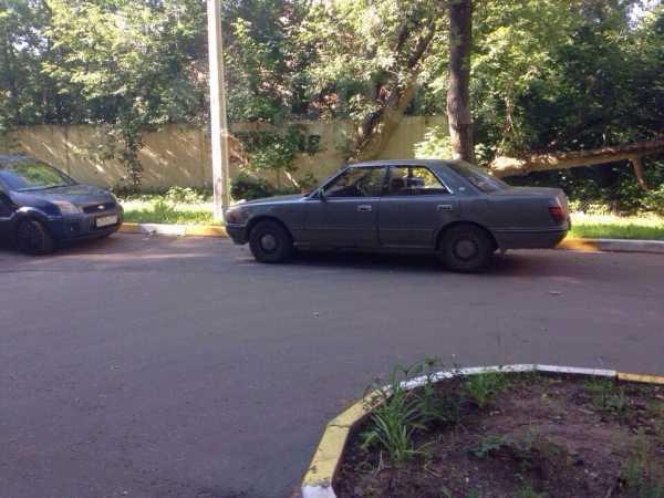 Toyota Crown, 1989 год, 120 000 руб.