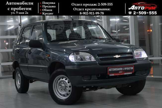Chevrolet Niva, 2007 год, 307 000 руб.