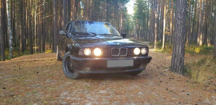 BMW 5-Series, 1992 год, 195 000 руб.