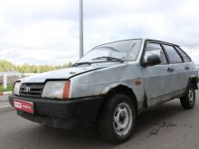 ВАЗ (Лада) 2109, 2001 г., Санкт-Петербург