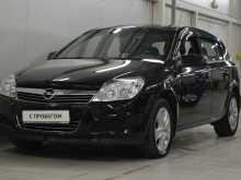 Новый Уренгой Opel Astra 2011