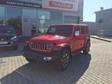 Владивосток Jeep Wrangler 2018