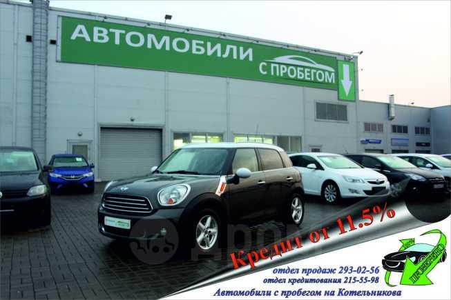 Mini Countryman, 2011 год, 695 000 руб.