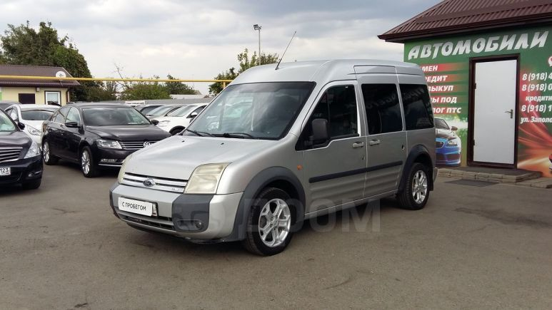 Ford Tourneo Connect, 2007 год, 385 000 руб.
