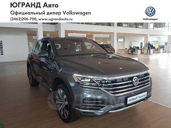 Volkswagen Touareg, 2018 год, 4 974 000 руб.