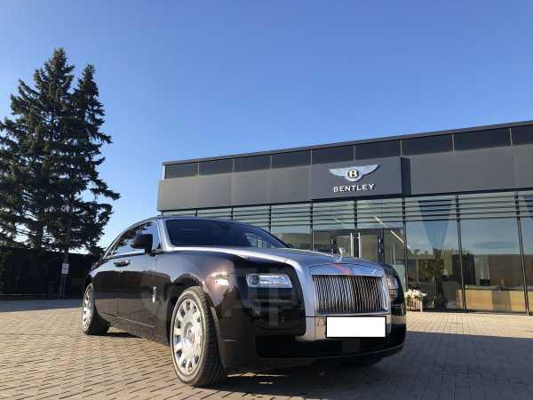Rolls-Royce Ghost, 2013 год, 12 000 000 руб.